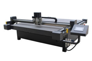 High Speed Flatbed Digital Cutter (AOKE DCZ75) pictures & photos