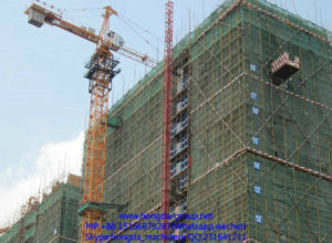3~25ton Tower Crane From Hongda Group pictures & photos