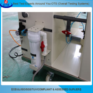 ASTM B117 108 Liters Small Salt Spray Fog Corrosive Test Chamber pictures & photos