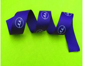 Good Quality Jacquard Tape Nylon Elastic Webbing with Customized Logo pictures & photos