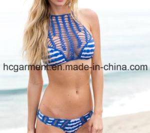 Sexy Blue Swimsuit Bikini for Women/Women, Beachwear, Swimming Wear pictures & photos