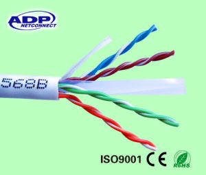 CAT6 Cable UTP Twiested Pair Network Cable pictures & photos