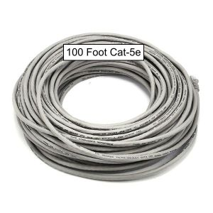 100ft Cat 5e Cable pictures & photos
