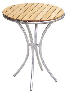 Outdoor Wooden Table (TA82039)