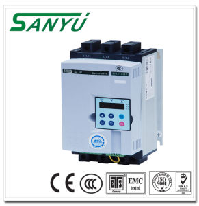 Sanyu Economic Motor Starter with out by-Pass Connector Sjr2015 pictures & photos