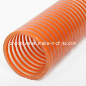 PVC Suction Hose for Agricultural Irrigation pictures & photos