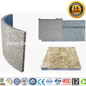 Aluminum Stone Honeycomb for Wall Facades pictures & photos