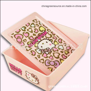Greensource, 2017hot Sale Heat Transfer Film for Hello Kitty Box pictures & photos