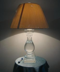 Modern Glass Ball Table Lamp (TL1124) pictures & photos