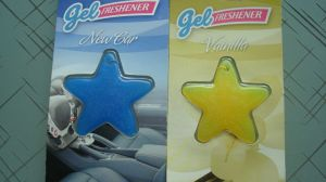 Star Type Gel Air Car Freshener pictures & photos