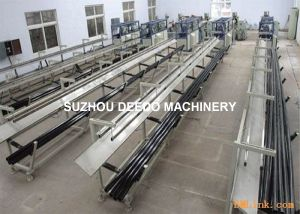 16-160mm Hot and Cold Water PPR Pipe Extrusion Line pictures & photos