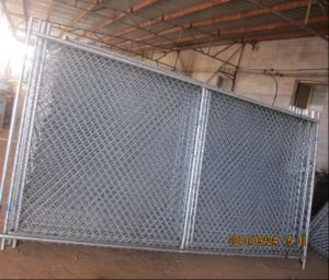 6foot*10foot American Chain Link Fence Temporary Fence/Temporary Fencing pictures & photos