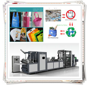 Eco Non-Woven Bag Machine pictures & photos