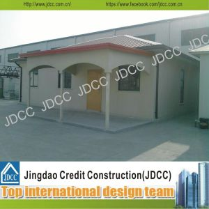 Prefabricated EPS Cement Composite Panels House pictures & photos