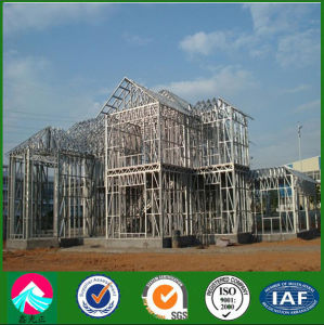 Light Steel Structure Prefabricated Villa pictures & photos