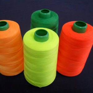 40s / 2 / 3 - 100% Spun Polyester Dyed Sewing Thread pictures & photos