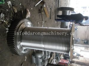 Steel Wire Rope Grooved Drum, Hoist Drum pictures & photos
