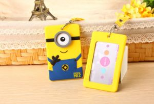 Hot Sale Customized Fashion Soft Rubber PVC Luggage Tag pictures & photos