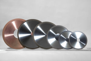 Diamond and CBN Grinding Wheels, Superabrasives pictures & photos