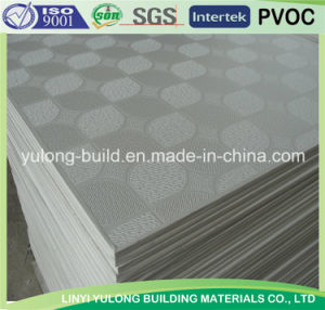 PVC Gypsum Ceiling Tile with Good Quality pictures & photos