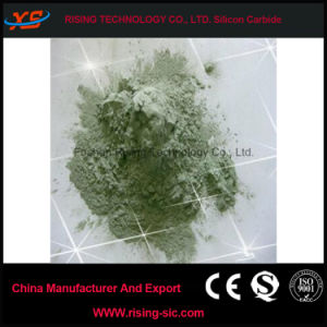High Purity Green Silicon Carbide Powder for Wire Cutting pictures & photos