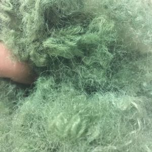 Green Product Type Fiber Cotton and Other Polyester Fiber Material pictures & photos