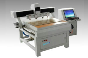 Automatic Glass Cutting Machine/Glass Cutting Table/Shape Glass Cutting Machine pictures & photos