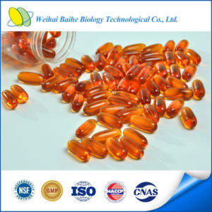 Hot Sale Dietary Supplement Krill Oil Capsule pictures & photos