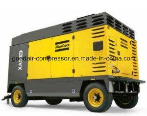 Atlas Copco Portable Screw Air Compressor (XAS486E) pictures & photos