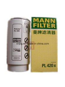 Fuel Filter Water Separator Pl420X for Truck Mann/Daf/Volvo/FAW/Kmaz/Benz/Scania pictures & photos