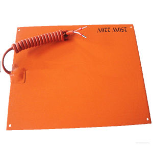 110V Electric Industrial Silicon Heating Blankets (heater)