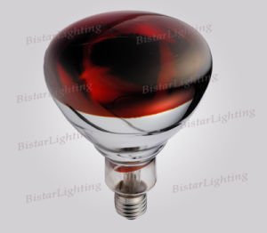 Infrared Heating Red Lamp R125 100W125W150W175W225W250W 275W 375W E26/E27 pictures & photos