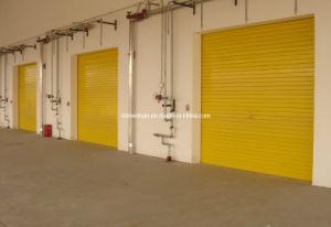 Rolling Shutter Door -6 / CE Certifed pictures & photos