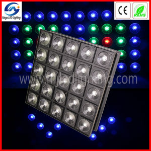 5*5 10W RGB Blinder LED