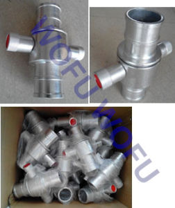 """2.5"""" Bristsh Type Coupling, Aluminum pictures & photos"""