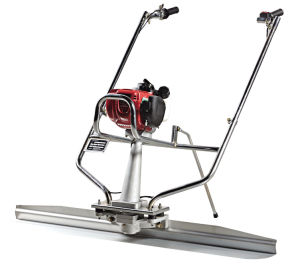 Handheld Gasoline Surface Finishing Screed Aluminum Screeder pictures & photos