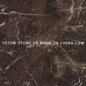 Chinese Dark Emperador Stone Marble for Floor Tile, Slab, Countertop pictures & photos