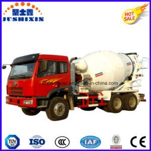 12 Cubic FAW 6X4 Concrete Mixer Truck pictures & photos