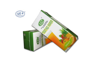Carton Box Brick Shape for The Milk and Juice pictures & photos