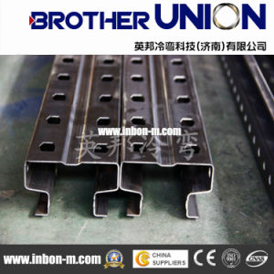 Cantilevered Shelves Shelves Roll Forming Machine pictures & photos
