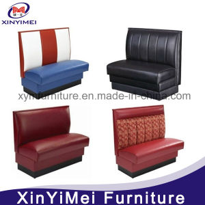 Classy Commercial Restaurant Booth Seating (XYM-H116) pictures & photos