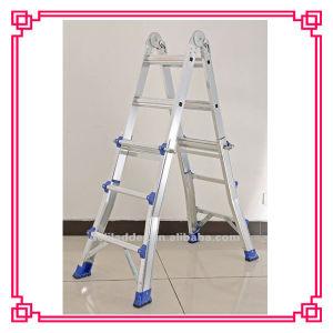 CE En131 Aluminum Multi-Purpose Ladder/Extension Step Ladder pictures & photos