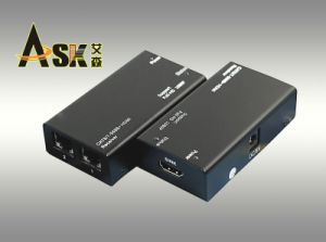 HDMI Extender by Double CAT6/7 60m Support 3D 1080p