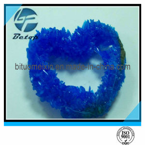 Copper Sulfate Pentahydrate 96%Min, Blue Crystal Copper Sulfate Fertilizer Grade pictures & photos
