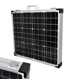 160W Folding Solar Panel for Camping with Motorhome pictures & photos