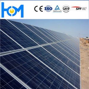 High Transmittance Solar Tempered Glass Textured Glass for PV Module pictures & photos