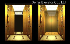 Passenger Elevator with Good Elevator Spare Parts pictures & photos