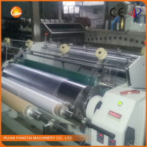 Stretch Wrap Film Machine Ft-600 Double Extruder (CE) pictures & photos