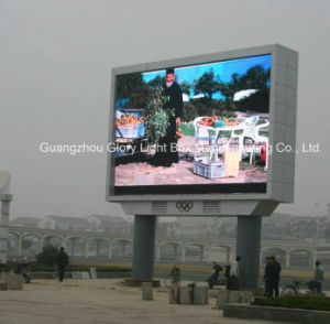 P10 Outdoor Full Color LED Screen Signs pictures & photos