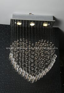 Decorative Indoor Hotel Crystal Pendant Light pictures & photos